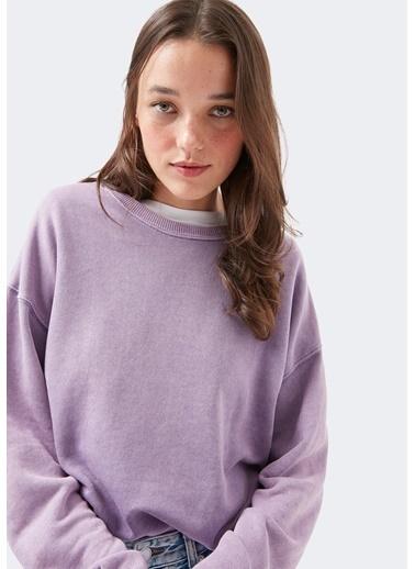 Mavi Mor Sweatshirt Mor